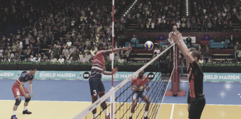 jeux volleyball
